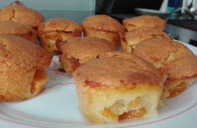 Muffins Moelleux Melon et Amandes