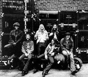 LES ALLMAN BROTHERS BAND !