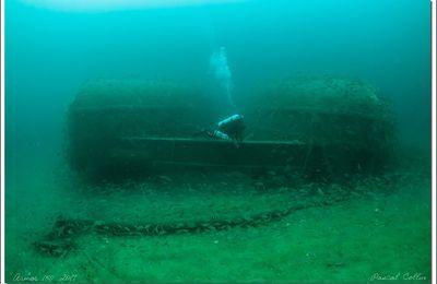 Armor 150, catamaran naufragé