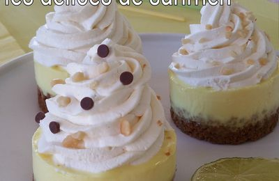Entremets speculoos / citrons