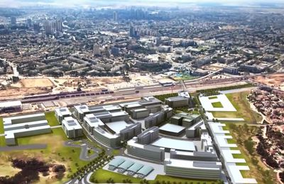Béer Sheva, devient une cyber-capitale dans le desert du Neguev