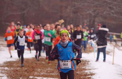 CROSS-COUNTRY CHAMPIONNATS 54 ET 55