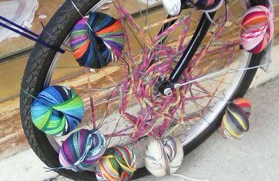 Journée mondiale du tricot : l'invitation de Point à point ce samedi 24 juin