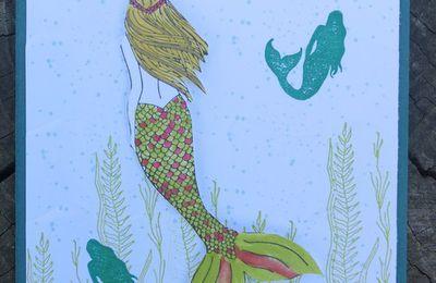 """Magical Mermaid"""