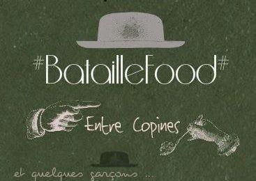 Bataille Food #47- Annonce du thème
