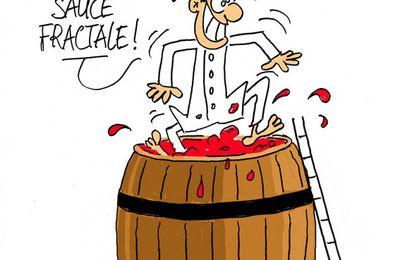 Sauce bolognaise fractale