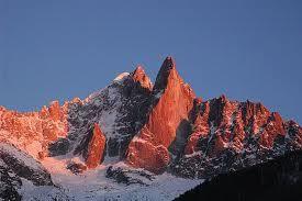 Les montagnes ont une histoire