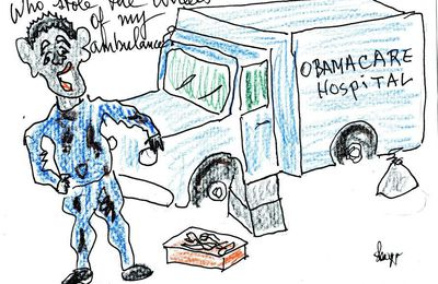 Obamacare on the way out