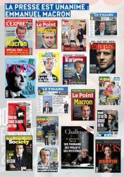 Comment imposer Macron au second tour pour barrer la route à Marine Le Pen : la recette de France Inter