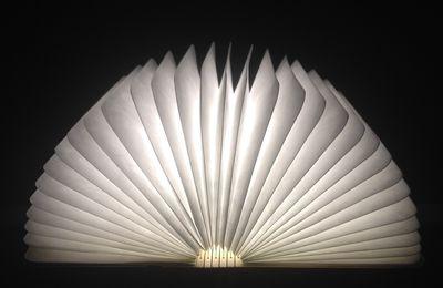 un livre-lumière
