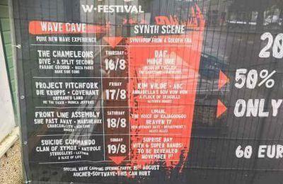 W-Festival 2018 en Belgique - Kim Wilde, Limahl, Heaven 17, Midge Ure