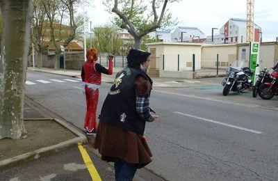 Carnaval du 2 avril 2017 à Port Saint Louis du Rhône avec la participation des Mosquitos