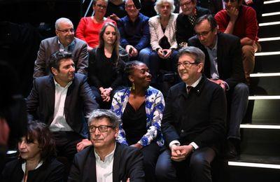 PRÉSIDENTIELLE : Après le débat du 20 mars, pour la première fois, MÉLENCHON passe  devant HAMON dans un sondage
