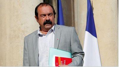 Rencontre entre Philippe MARTINEZ, secrétaire général de la CGT et le Président de la République [COMPTE RENDU]