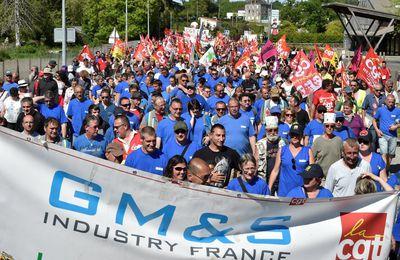 Les GM&S bloquent le site de Renault Villeroy alors que les constructeurs veulent faire capoter la reprise