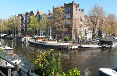 Amsterdam, mai 2017