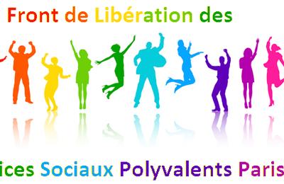 Revendications du Front de Libération des Services Sociaux Polyvalents