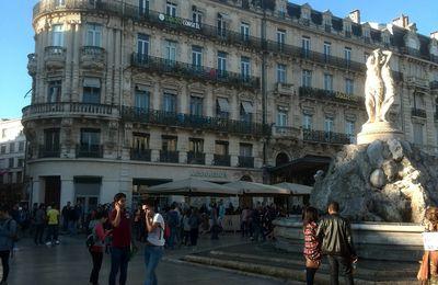 Balade à Montpellier