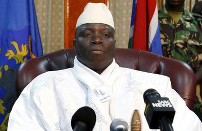 GAMBIE/DICTATURE : LE CAS YAHYA JAMMEH DOIT CONSTITUER UN PRECEDENT EN AFRIQUE