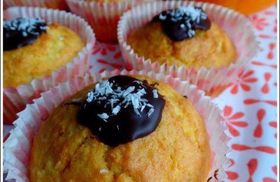 Muffins potiron coco
