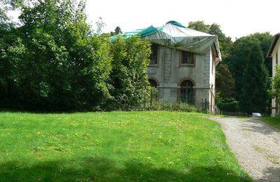 Forêt régionale de Montgé en Goële: en mémoire du baron d'Eitchal le Conseil Régional d'IDF va-t-il réhabiliter les communs du château de St Thibault?