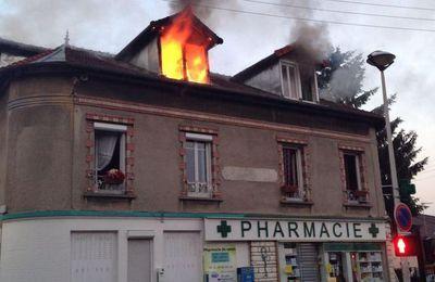 Un mort et cinq blessés dans l'incendie d'un logement à Aulnay-sous-Bois