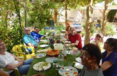 Rions au jardin Guinguette de la Dhuys (suite)