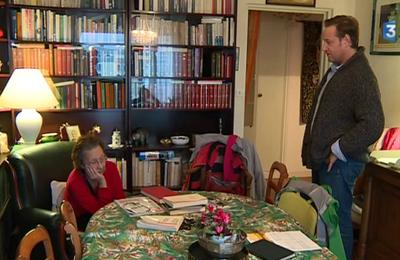 Vivre ensemble : le logement intergénérationnel rompt l'isolement des personnes âgées ; Binôme 21- Bourgogne