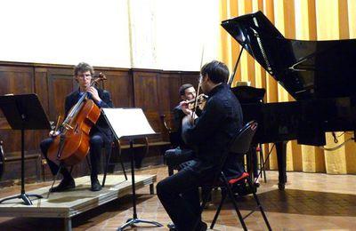 Trio romantique aux Pénitents