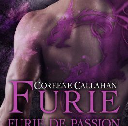 Tome 5 Dragonfury : furie de passion