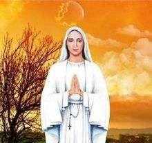 Message 4.528 de Notre Dame d'Anguera-Bahia-Pedro Régis 19 09 2017 - Vous vivez dans le temps des douleurs, mais ne vous découragez pas ...