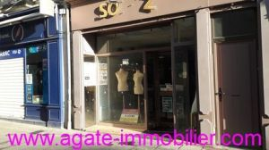 LOCAL COMMERCIAL A LOUER A BAZAS 33430 SUD GIRONDE