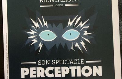 MATHIEU LE MENTALISTE. Spectacle !!!