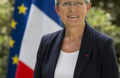 GenevièveDARRIEUSSECQ, Secrétaire d'Etat chargée des Anciens Combattants