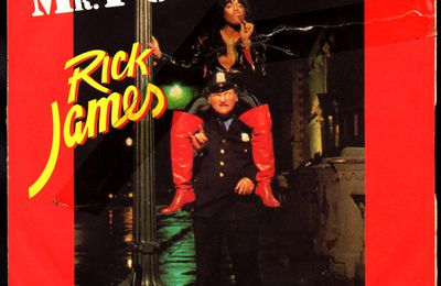 Rick James - Mr. Policeman - 1981
