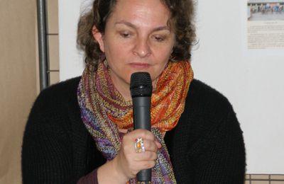 Valérie Péronnet en Corrèze