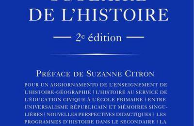 La fabrique scolaire de l'histoire, 2ème édition