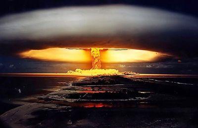 WWIII: Les Puissances du Mal ont décidé la Guerre Nucléaire, le Pape chef de file d'une Chrétienté qui veut éliminer sa concurrence Islamique par DAESH interposé, est aux Anges de l'Enfer.