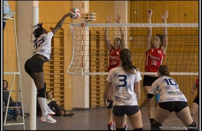 VOLLEYBALL - 1ere division régionale