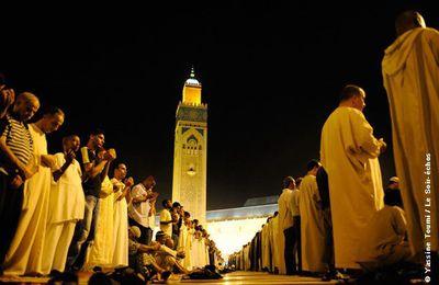 صلاة التراويح بالمسجد العتيق حاسي مسعود ليلة الاثنين ثالث رمضان
