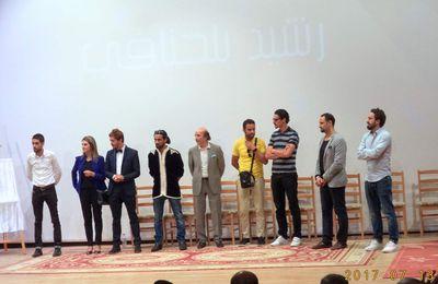 La journée du 13 Juillet 2017 : le talent de salim Dada et Youcef Sehairi ,reconnu et honoré .