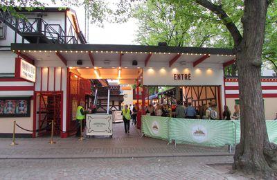 Gröna Lund Tivoli, parc d'attractions de Stockholm!