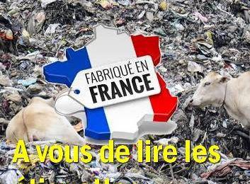 Communiqué de presse FOODWATCH :  Alimentation : les arnaques « made in France »