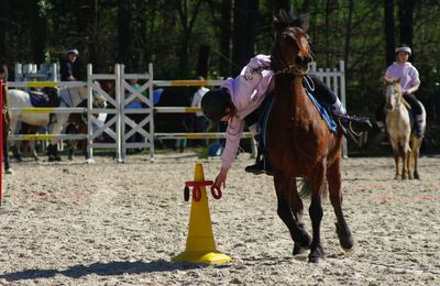 Les Pony Games du St Eynard (part1)