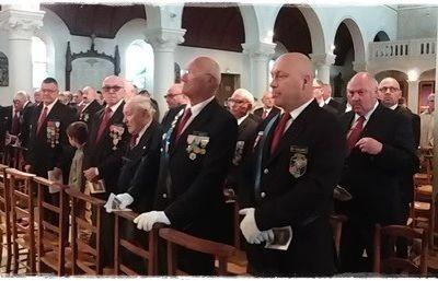 Célébration de la Saint Michel église St Pierre 23 Septembre 2017