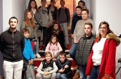 Ciné Alliance  - Espace Jeunes ;Dans le cadre du Ciné CLHUB