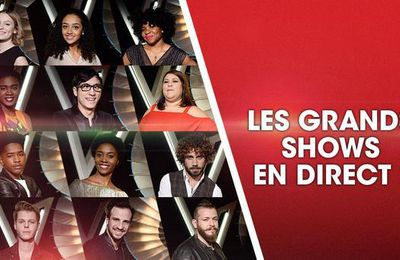 The Voice France 2017: Revoir les directs de la saison 6 en streaming sur Youtube - Replay