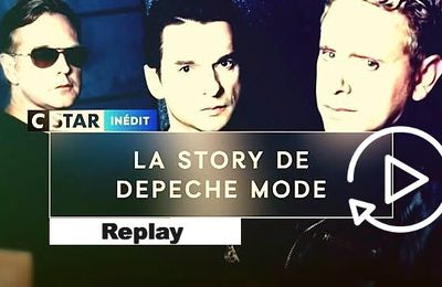 Replay: la Story de Dépêche Mode & de la New Wave - les clips videos (playlist)