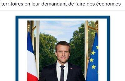 36 000 maires obligés de racheter un cadre pour le portrait officiel de Macron