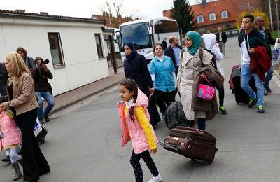 L'Allemagne crée des minijobs à 80 centimes de l'heure pour les réfugiés